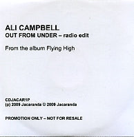 ALI CAMPBELL - Out From Under