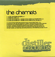 THE CHEMISTS - A Love No-One Else