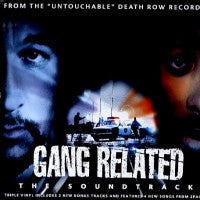 VARIOUS - Gang Related - The Soundtrack