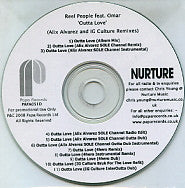 REEL PEOPLE FEAT. OMAR - Outta Love