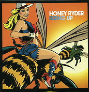 HONEY RYDER - Rising Up