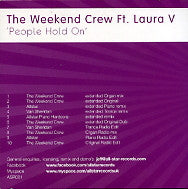 THE WEEKEND CREW FT. LAURA V - People Hold On