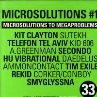 VARIOUS - Microsolutions to Megaproblems