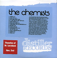 THE CHEMISTS - Theories Of Dr. Lovelock