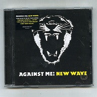 AGAINST ME! - New Wave (CD)