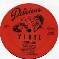 TONE LOC - On Fire / Cheeba Cheeba
