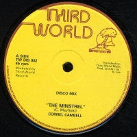 CORNELL CAMPBELL - The Minstrel / Baby Be True