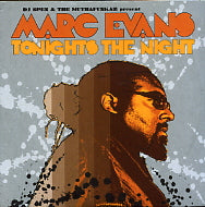 MARC EVANS - Tonights The Night
