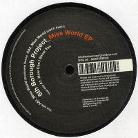 6TH BOROUGH PROJECT - Miss World /   EP