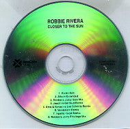 ROBBIE RIVERA - Closer To The Sun