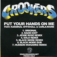 CROOKERS - Put Your Hands On Me