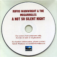 RUFUS WAINWRIGHT & THE MCGARRIGLES - A Not So Silent Night