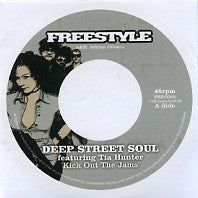 DEEP STREET SOUL FEATURING TIA HUNTER - Kick Out The Jams
