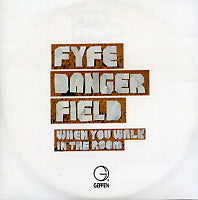 FYFE DANGERFIELD - When You Walk In The Room
