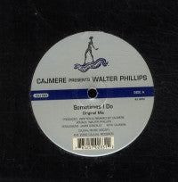 CAJMERE - Sometimes I Do
