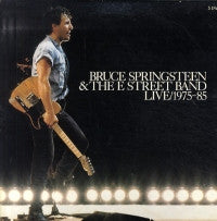 BRUCE SPRINGSTEEN  - Bruce Springsteen & The E Street Band Live 1975 - 85