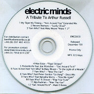 VARIOUS - Electric Minds: A Tribute To Arthur Russell