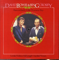DAVID BOWIE & BING CROSBY - Peace On Earth / Little Drummer Boy
