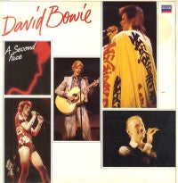 DAVID BOWIE - A Second Face
