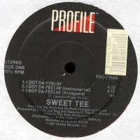 SWEET TEE - I Got Da Feelin' / It's Like That Y'all