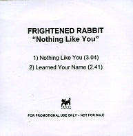 FRIGHTENED RABBIT - Nothing Like You