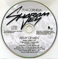 SHARAM JEY FEAT. CORNELIA - Army Of Men