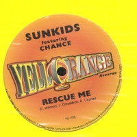 SUNKIDS FEATURING CHANCE - Rescue Me