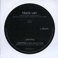 BLACK VAN - Yearning