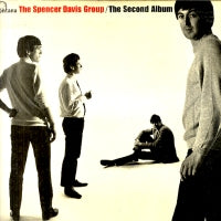 THE SPENCER DAVIS GROUP - The Second Album