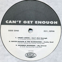 VARIOUS - Can't Get Enough