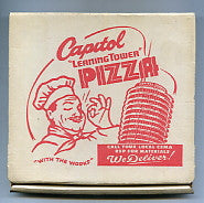"VARIOUS - Capitol: ""Leaning Tower"" Pizza"