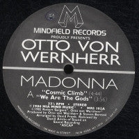 MADONNA and OTTO VON WERNHERR - Cosmic Climb / We Are The Gods