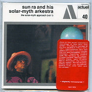 SUN RA & HIS SOLAR-MYTH ARKESTRA - The Solar-Myth Approach (Vol 1)