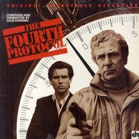 LALO SCHIFRIN - The Fourth Protocol (Original Soundtrack Recording)