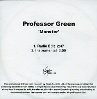 PROFESSOR GREEN - Monster