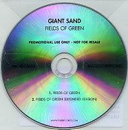 GIANT SAND - Fields Of Green