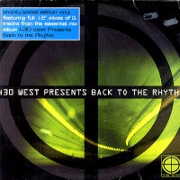 VARIOUS - 430 West Presents : Back To The Rhythm