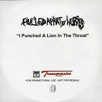 PULLED APART BY HORSES - I Punched A Lion In The Throat