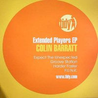COLIN BARRATT - Extended Players EP Part 2