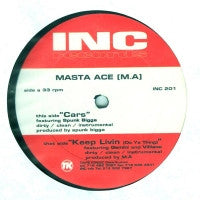 MASTA ACE - Cars / Keep Livin (Do Ya Thing)