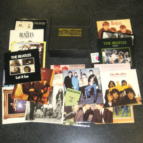 THE BEATLES - CD Singles Collection