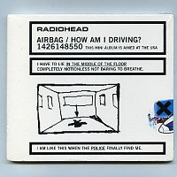 RADIOHEAD - Airbag / How Am I Driving?