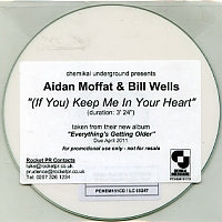 AIDAN MOFFAT & BILL WELLS - Alphabet / (If You) Keep Me In Your Heart