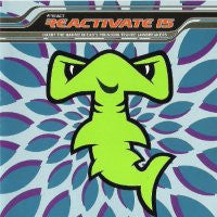 VARIOUS ARTISTS - Reactivate 15: Harry The Hammerhead's Pounding Trance