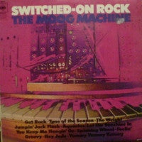 THE MOOG MACHINE - Switched-On Rock