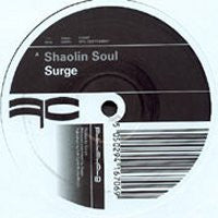 SURGE / SURGE & CLIPZ - Shaolin Soul / Anything For Now
