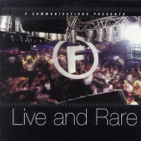 VARIOUS - Live And Rare