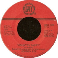 JOHNNY LEE - Country Party