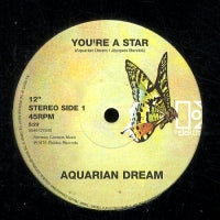 AQUARIAN DREAM - You're A Star / Do You Realize