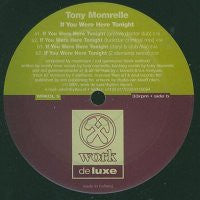 TONY MOMRELLE - If You Were Here Tonight